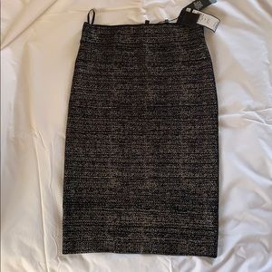BCBGMaxAzria Midi Skirt, Size M. New with tags.